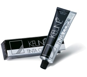 Keune Tinta Colour and Box